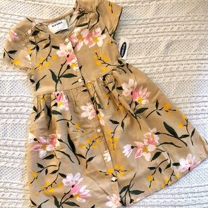 NWT cute Old Navy dress 4T
